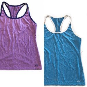 [Champion] C9 x 2 Athletic Tank Top Bundle